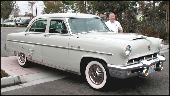 Early ford v 8 club of america region 11 for 1953 ford 4 door sedan